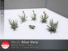 [DD] - FULL PERM  Aloe Vera