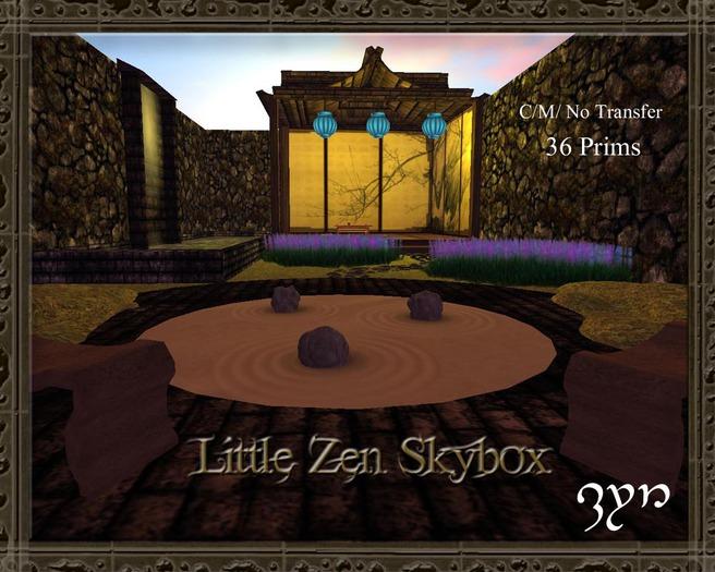 Zyn ~ Little Zen Skybox