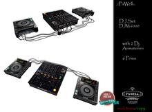 .:: PaWell ::. DJM 6000 Set (box)