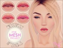 (Tilly) - Glossless Lipsticks // [TMP]