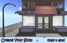 - Apparel Antique Japanese Shop Building -