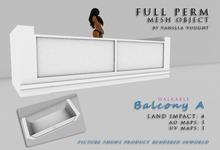 MESH Balcony A - walkable - 4LI (full perm)