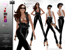 Collection MOREA STYLE * CYNDIE  *