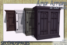Second Spaces - Amor Armoire - all colors (bxd2)