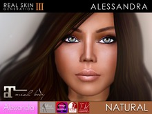 ALESSANDRA - Real Skin (Gen3) - ALESSANDRA - NATURAL