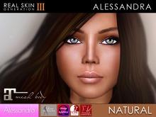 ALESSANDRA - Real Skin (Gen3) - AMANDA - CREAM