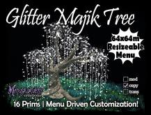 Glitter Majik Tree