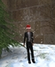 "FREE! ""Let It Snow"" Santa Hat from Basic Elements"