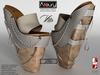 AZOURY - VITA Heels (White) - Bis