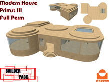 Modern House FULL PERM