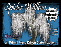 Spider Willow Tree - Menu Majik