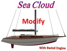Sea Cloud Modify