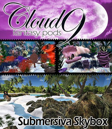 Cloud 9 - Submersiva Skybox