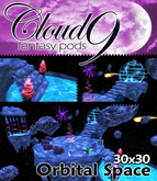 Cloud 9 - Orbital Space Fantasy Pod - mini