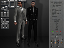 [BREAKOUT]The Boss Outfit - HUD Driven