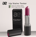 Tester lip stains