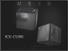 T-3D Creations [  ICE Cube ]  Micro MESH - Full Perm -