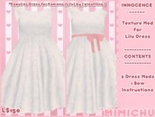 `MIMICHU Innocence Dress for Kemono