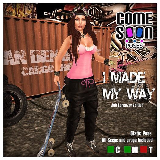 *CS* I Made my Way
