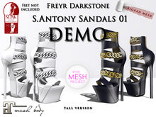 FD S.Antony Sandal Tall DEMO