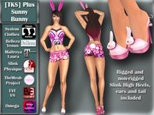 [TKS] Basics Plus - Sunny Bunny