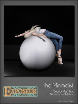 Exposeur - The Minimalist