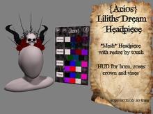 {Acios} Liliths Dream Headpiece