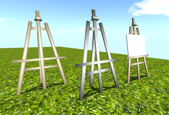 GIFT Decorative Easel pack Fullperm