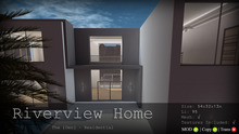 Riverview Home - The [Den.] Residential 50% SALE