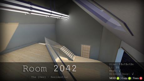 Room 2042 - The [Den.] Residential 50% SALE