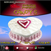 CANDYs * Heart Cake - LOVE cake - Exclusive Cake [G&S compatible]