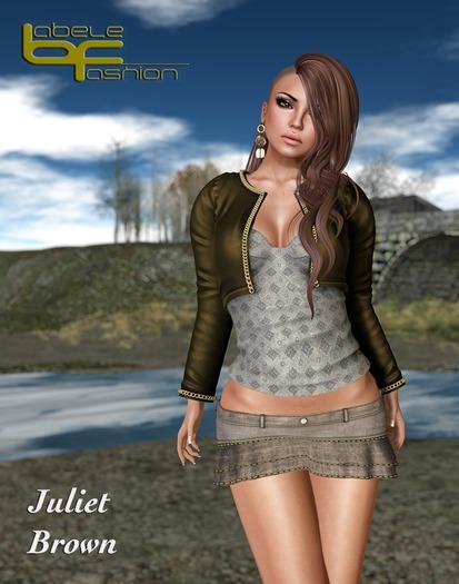 Babele Fashion :: Juliet Brown