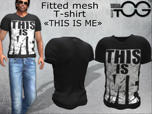 """T-Shirt """"THIS IS ME"""""""