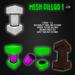 [SL]Mesh Pillar 1 FULLPERM
