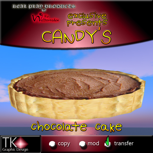 CANDYs * Schoco Cake - Exclusive Cake [G&S]