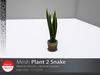 [DD] - FULL PERM  Plant 2 Snake