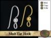 >^OeC^< Ear Hook (full perms) (box)