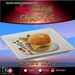 CANDYs * BURGER MENU 2 - Hamburger Menu - Exclusive Fast Food [G&S] * Sieht real und lecker aus * Nur 1 PRIM