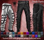 [Syn] Derek Pants (Texture HUD, Materials enabled)