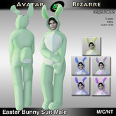 AB Easter Bunny Suit (Male) with color HUD