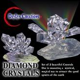 Diamond Crystal Set