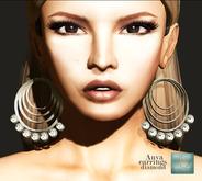 Wertina Anya Diamond earrings gift