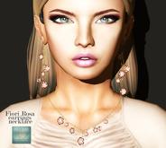 WERTINA Fiori Rosa Set