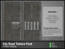 City Road Texture Pack