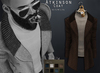 {Fe Style} Atkinson Coat - Brown W/HUD