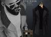 {Fe Style} Atkinson Coat - Gray W/HUD