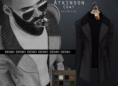 {Fe Style} DEMO Atkinson Coat W/HUD