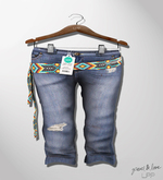 {LPP} TD Free Bird Boho Jeans I Dark