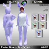 AB Easter Bunny Suit (Female) with color HUD