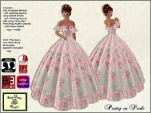 Crazy Pastry Designs Pretty in Pink with appliers